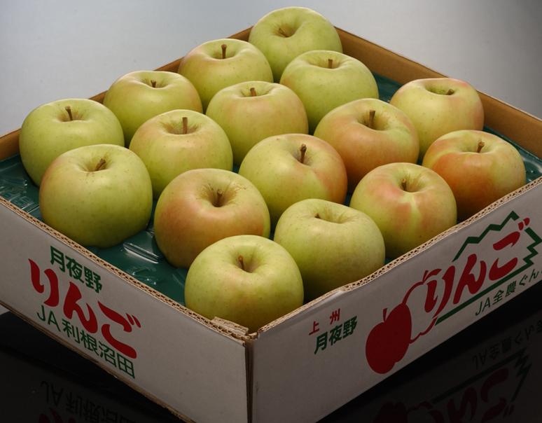 青森で栽培される色様々なりんごの品種