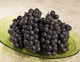 黒ぶどう『スチューベン』青森県産 約1.5kg(5〜9房)※常温