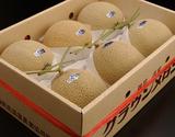 『クラウンメロン』静岡県産 産地箱入 6玉入(計7kg以上)
