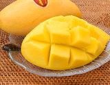 マンゴー タイ産 ナムドックマイ 300g以上×3玉