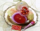 《母の日ギフト》『国産フルーツカゴ盛り Platinum』 4種5品 ※常温
