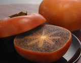 紀の川柿『黒あま』 和歌山産 2〜4Lサイズ 約3.6kg(12〜15玉) ※常温