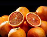 池本ゆたか農園の『ブラッドオレンジ(タロッコ)』愛媛県興居島産 2S〜Sサイズ 約2.5kg