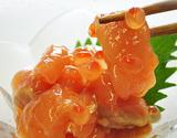 鮭専門店がつくった『鮭ルイベ漬』 北海道石狩加工 約250g×2パック ※冷凍