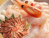 『特大甘えび』 刺身用 3Lサイズ 1kg(45〜50尾) ロシア産 ※冷凍