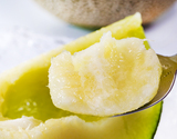 『貴味メロン(青肉)』茨城県産 大玉3〜4Lサイズ 約4.5kg(3〜4玉)