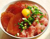 『本格まぐろ丼セット』 (鉄火丼×5袋、ネギトロ×5袋) ※冷凍