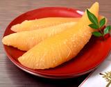 『味付け数の子』北海道小樽産 前浜物 約150g(4〜8本) ※冷凍