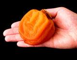 JAふくしま未来『伊達の大粒あんぽ柿』 福島県産 5〜6L 約230g(2〜3粒)×4パック ※常温