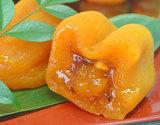 JAふくしま未来の『あんぽ柿』 福島県産 L〜4L 約200g(4〜8粒)×4パック ※常温