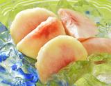 紀の里の桃『嶺鳳』 和歌山県産 約2kg(6〜8玉) 化粧箱