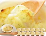 【朝日マリオン】『モッツァレラがとろけるチーズグラタン』 95g×12個 ※冷凍