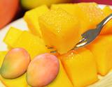 『マチルバマンゴー』オーストラリア産 大玉2玉 合計約800g