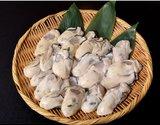 『巨大むき牡蠣』 広島産 3Lサイズ 加熱用 約1kg(解凍後 約800g) ※冷凍