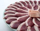 『あいち鴨鍋セット』 3〜4人前 鴨胸肉70g×4P、つくね10個、ガラミンチ500g、鍋専用タレ200g、鴨脂 ※冷凍