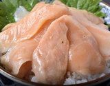『炙りお刺身サーモン 大トロハラス切り落とし』 1kg(200g×5袋) ※冷凍