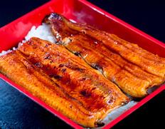 贅沢なプロ使用の串焼き『霧島湧水 炭火焼鰻』