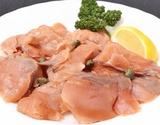 『秋鮭スモークサーモン切り落とし』 北海道産 150g×5P(スライス&ダイスカット混在) 計750g ※冷凍
