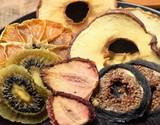 『こだわり農家の 低温ドライフルーツ』(菅谷さんのイチゴ、富田さんの黒イチジク、江川さんのキウイ、工藤さんのりんご、西湘みかん) 25g ※常温