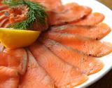 銀鮭のスモークサーモン 西京味噌風味 業務用500g
