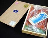 【朝日マリオン】北海道加工 種金印『塩たらこ』 小〜中サイズ 贈答用 木箱入り 2kg 冷凍