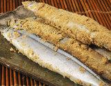 『糠サンマ』北海道産 約120g×20尾 合計 約2.4kg 冷凍