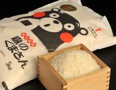 森のくまさん 熊本県産 白米