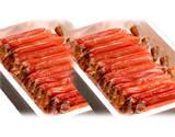『特大ズワイガニ・ポーション』 約1kg(21〜30本) 【2箱セット】 ※冷凍