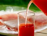 尾花沢スイカジュース(果汁100%) 100g×60袋 [酸化防止剤無添加] ※冷凍